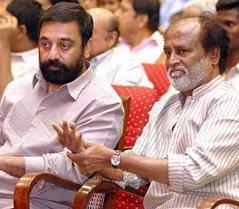 Kamal Wants Rajinikanth In Politics