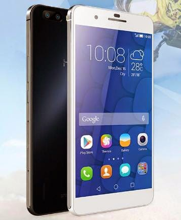 Huawei Honor 6+ Now Available for Php17,490