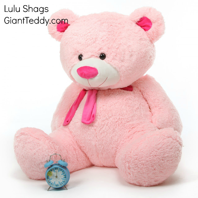 Lulu Shags is pink and adorable