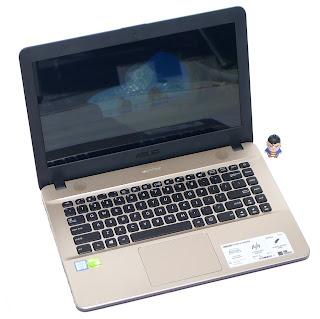 Laptop Gaming ASUS X441U Double VGA Second