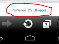 Cara Menghapus Gambar Atribusi Diblog