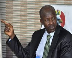 Magu: The Looters Of Nigerian Are sponsoring Biafra agitation and restructuring
