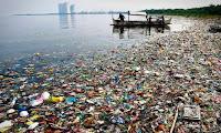 Plásticos de Asia invaden los océanos