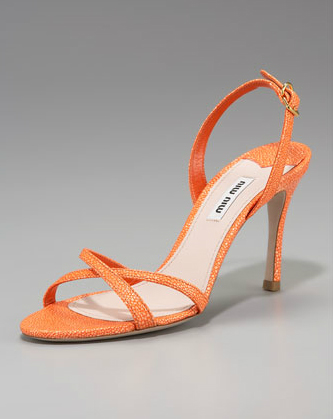 0e70f2ab2eb4 paper   cloth  the hunt  orange wedding shoes