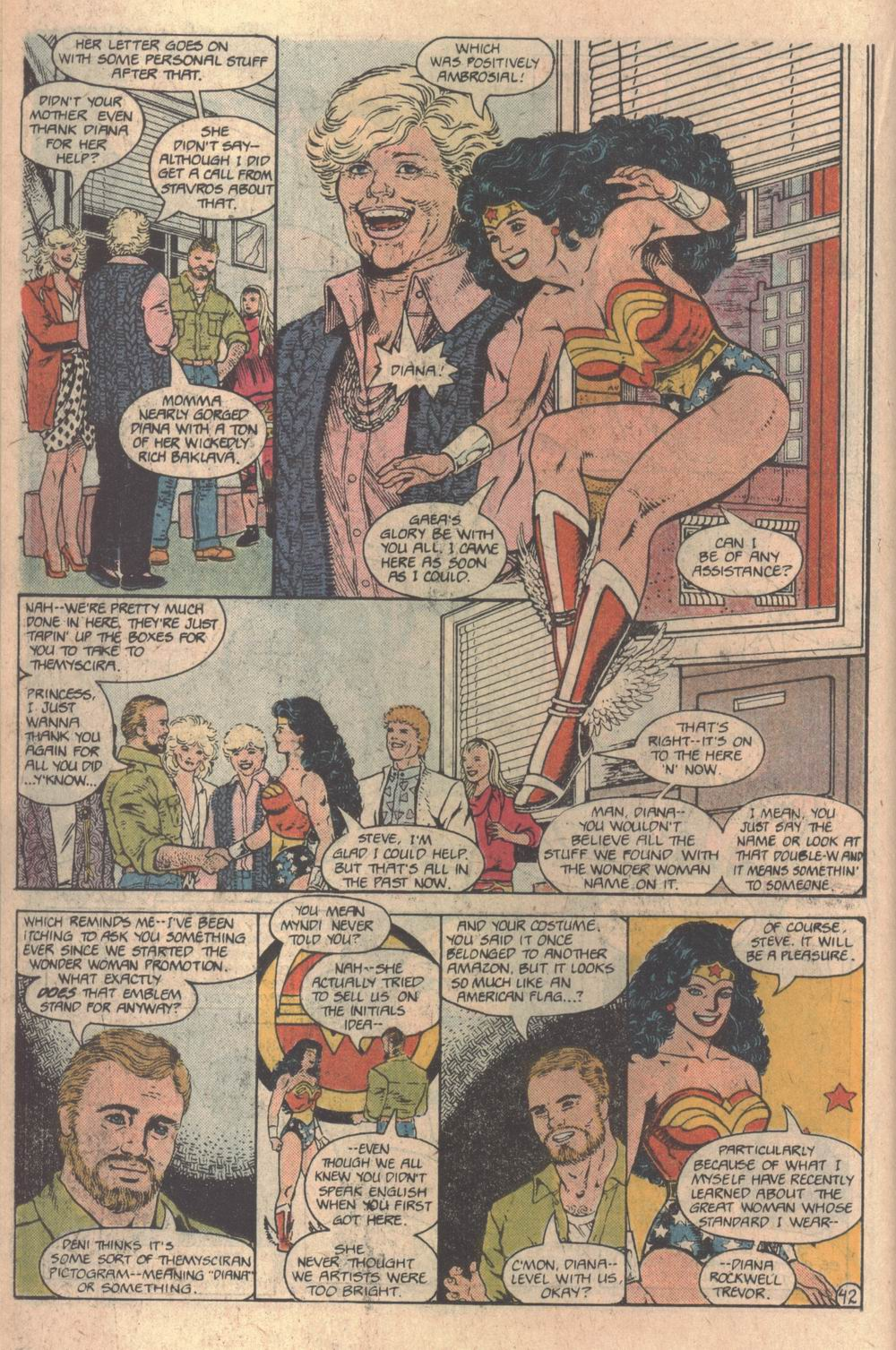 Read online Wonder Woman (1987) comic -  Issue # Annual 2 - 43