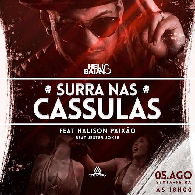 Dj Helio Baiano Feat Halison Paixão - Surra Nas Cassulas / ANGOLA