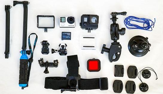 Cara Menggunakan Kamera GoPro dan Cara Menghubungkannya ke Android