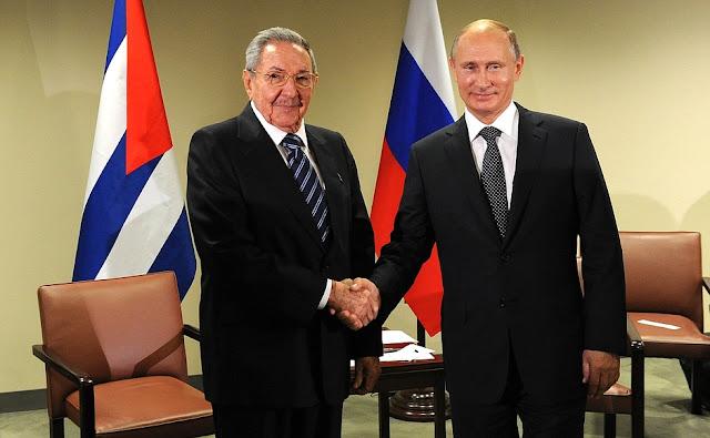 A Rússia está pensando em expandir sua presença militar e está de olho em Cuba e em outros países latino-americanos