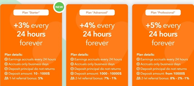 Инвестиционные планы TR Finance