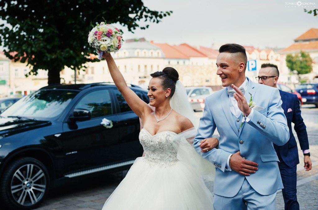 fotografia ślubna olkusz tomasz konopka