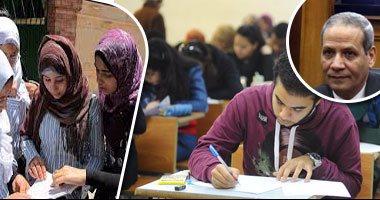 طلاب الثانوية العامة يبدأون التدريب على نظام البوكليت بمحافظة الجيزة