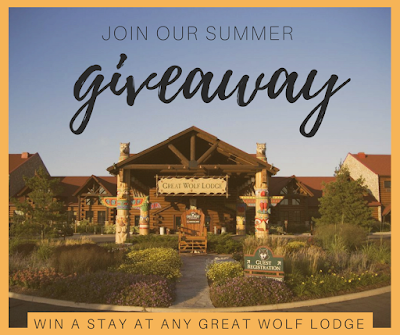 Great Wolf Lodge Giveaway!
