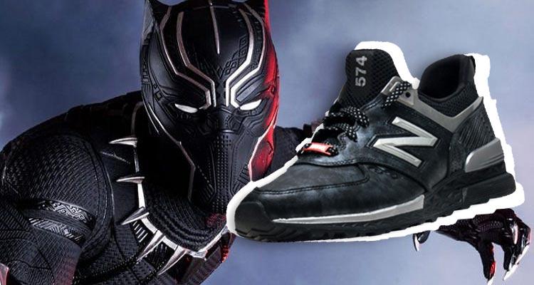 a8abf7a5189 Reberth Fiorezzo  New Balance lança tênis do Pantera Negra