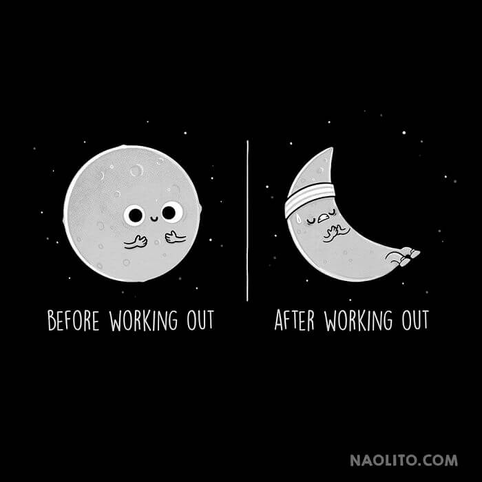 21 Amusing Before And After Illustrations That Are Totally True
