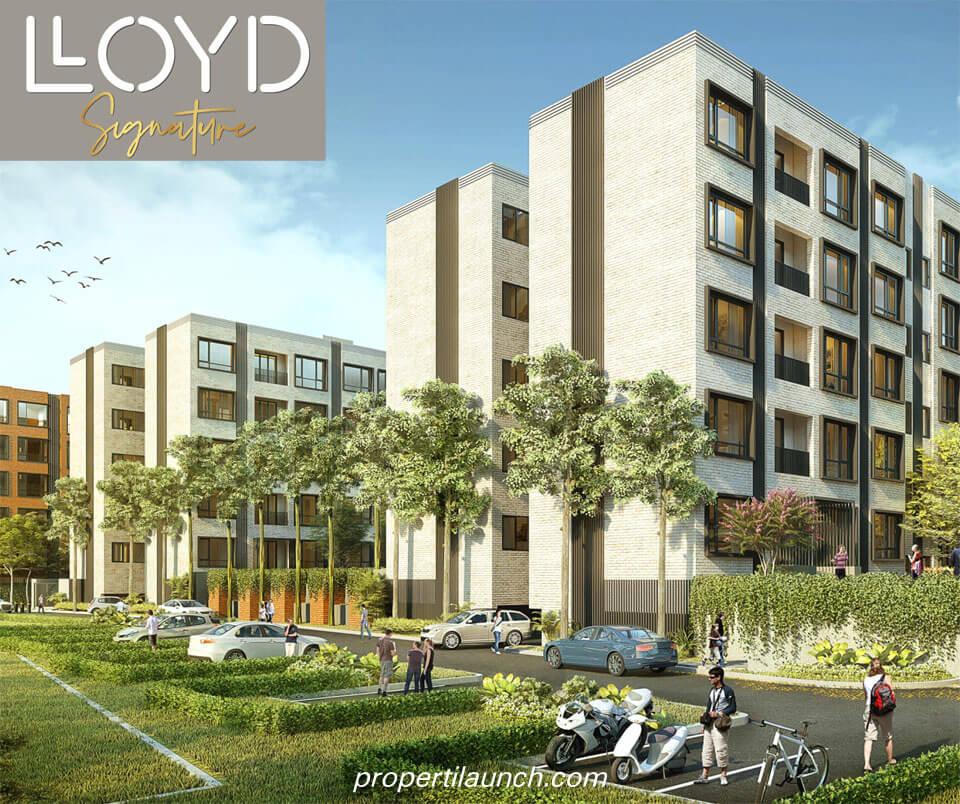 Apartemen Lloyd Signature Alam Sutera