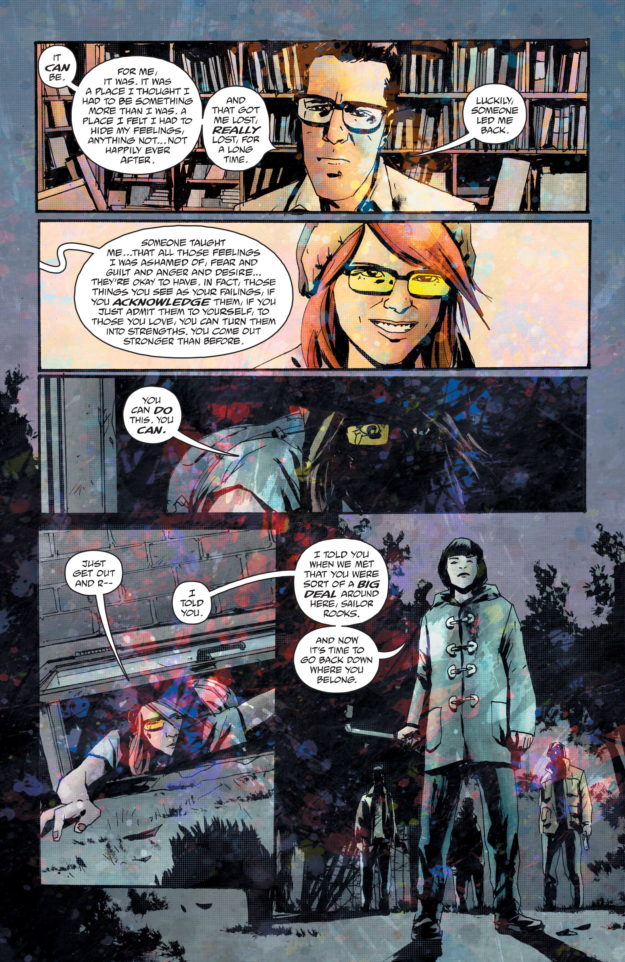 Read online Wytches comic -  Issue #6 - 28