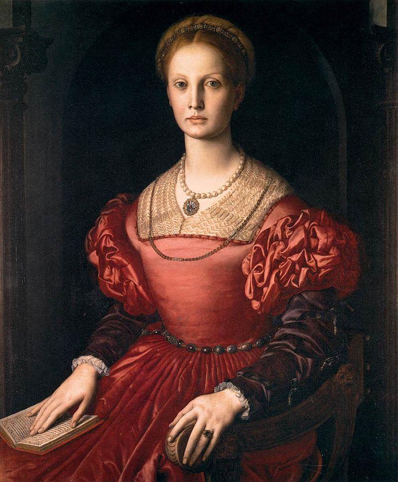 b36c8598d674 Tessuti e abiti di lusso per le donne nel Rinascimento. Abiti e gioielli  nel Cinquecento. Articolo di Paola Tinagli