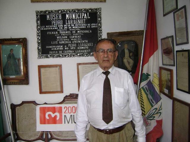 Paulo de Castro Laragnoit, em 2007.