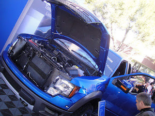 Ford Raptor F150 truck (Credit: kochvsclean.com) Click to Enlarge.