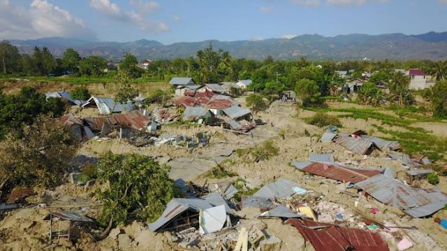 Kondisinya Masih Menakutkan, Lihat Video Tanah Bergoyang di Palu ini