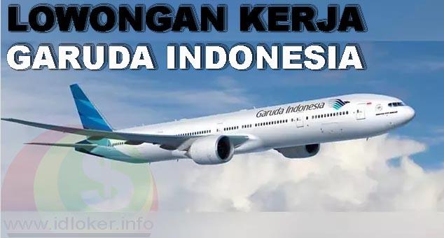 Lowongan Kerja PT Garuda Indonesia Tbk
