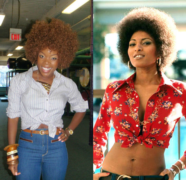 PAm GRier!!! Foxy Brown