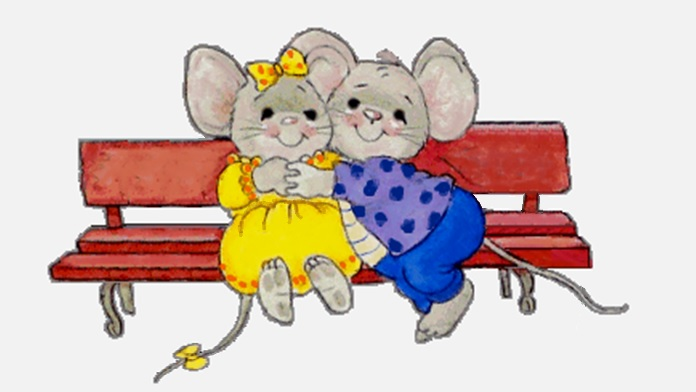 L'eremita e il topolino - Anonimo