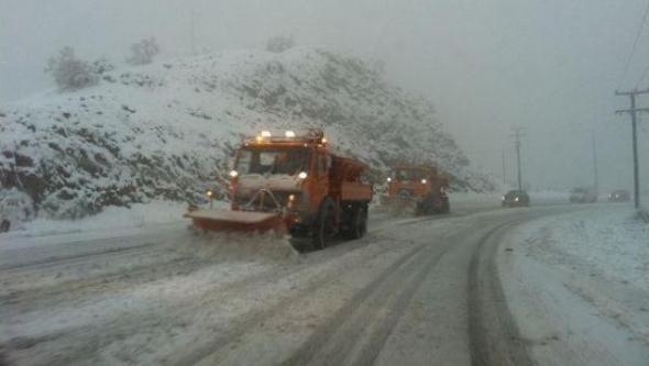 Χειμωνιάτικο σκηνικό σε ολόκληρη τη χώρα! Πού θα χιονίσει...