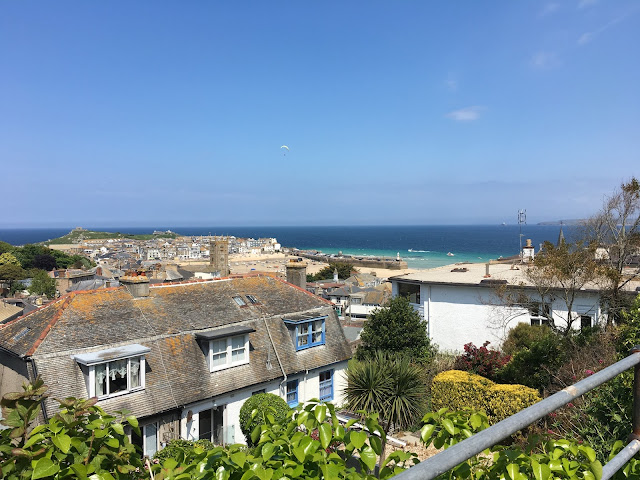 AirBnB flat St Ives, Cornwall