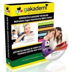 Pratik YGS Geometri Eğitim Seti 11 DVD + Rehberlik DVD Seti