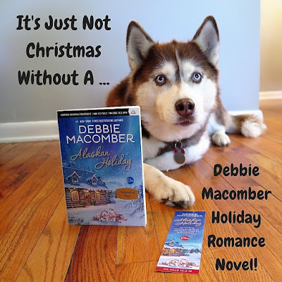 Debbie Macomber holiday books always get me in the Christmas spirit!  Books are a great gift for any occasion