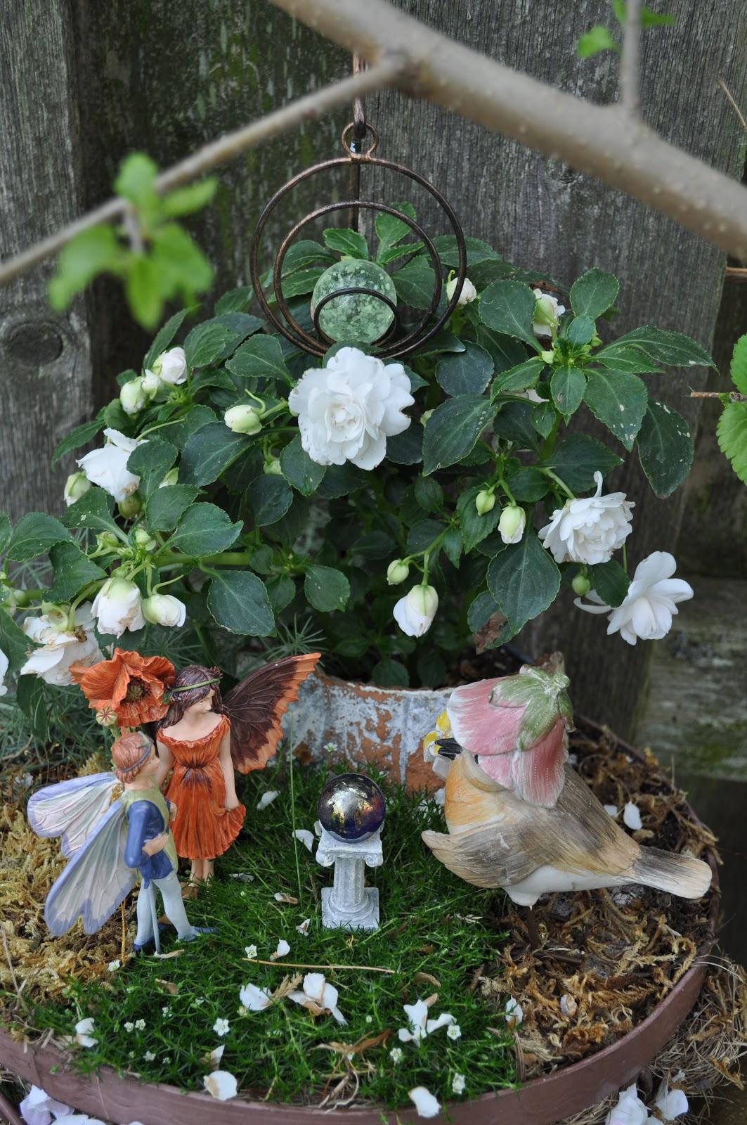 Searching For Ingleside: A Fairy Garden Wedding
