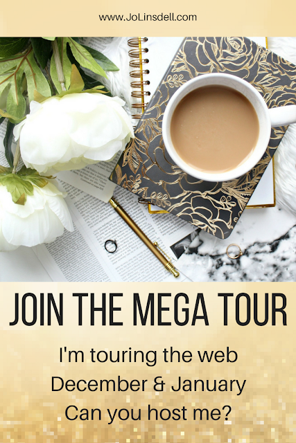 Join The Mega Tour Dec and Jan.