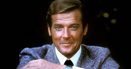 GOODBYE: Addio a Roger Moore
