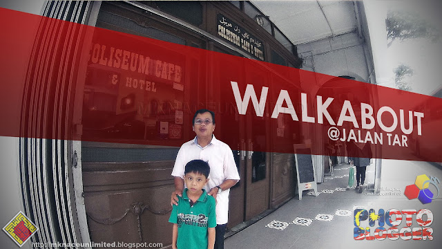 Walkabout @Jalan Tunku Abdul Rahman
