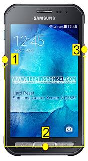 Hard Reset Samsung Galaxy Xcover 3 G388F