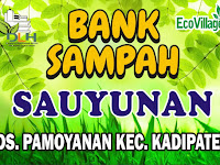 Download Contoh Spanduk Bank Sampah.cdr