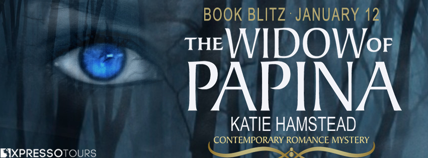 The Widow of Papina Book Blitz