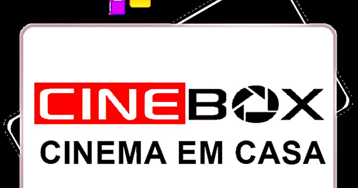 Resultado de imagem para logo cinebox