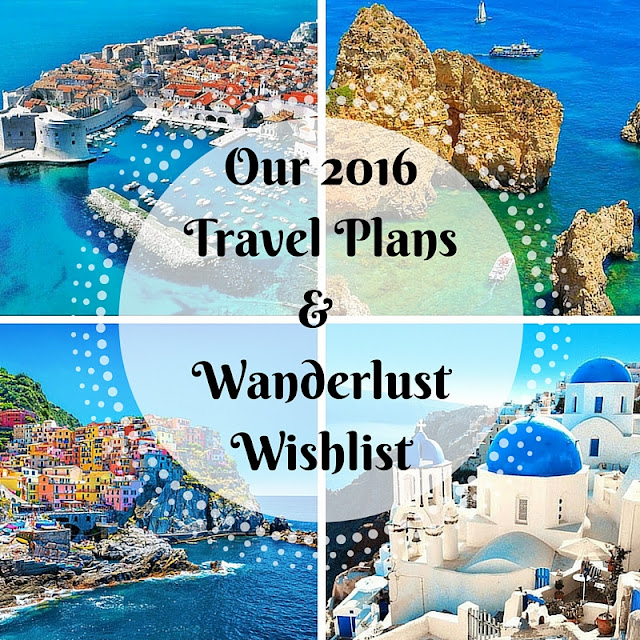 Our 2016 travel plans wanderlust wishlist the aussie for Soil uk tour 2016