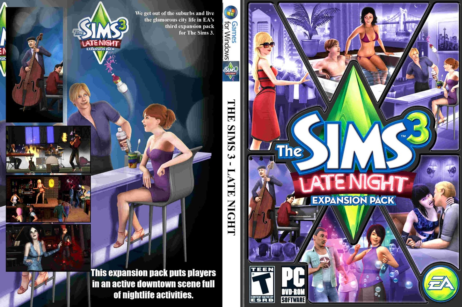 Lab Download Game Pc Offline Download The Sims 3 Late Night Full Putlocker