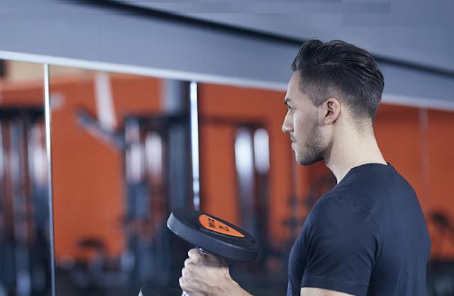 Listen Music In The Gym