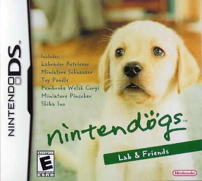 【NDS】任天狗:拉布拉多犬和朋友中文漢化版