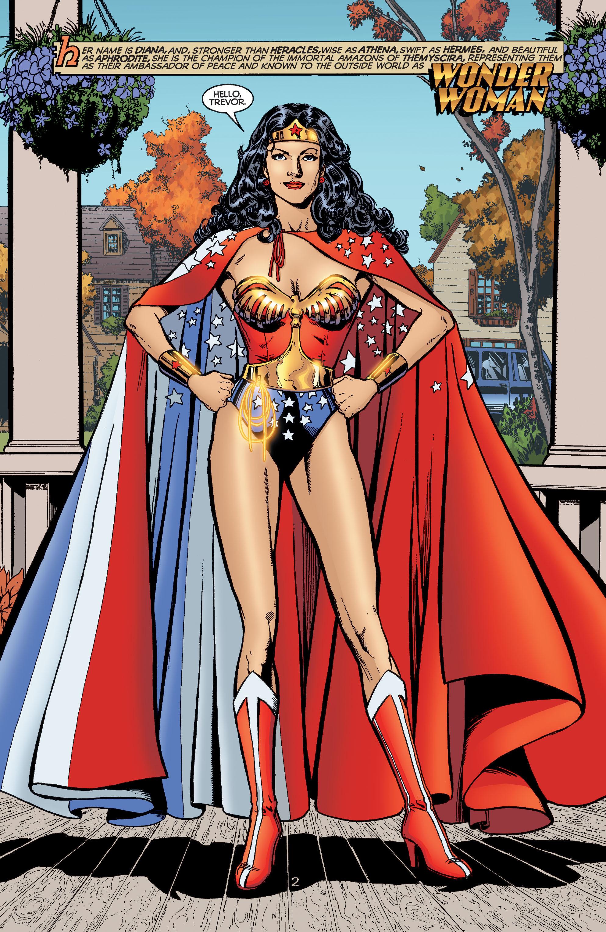 Read online Wonder Woman (1987) comic -  Issue #188 - 3