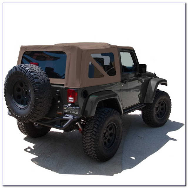 Best TINTED Jeep Soft Top WINDOWS Cost