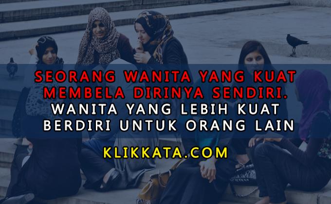 Kata Kata Mutiara Bijak Tentang Wanita