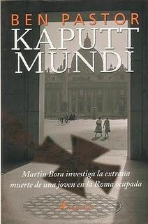Kaputt Mundi – Ben Pastor