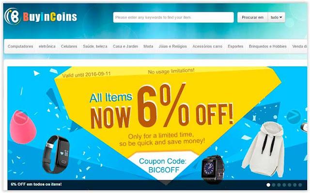 Buyincoins.com é confiável?
