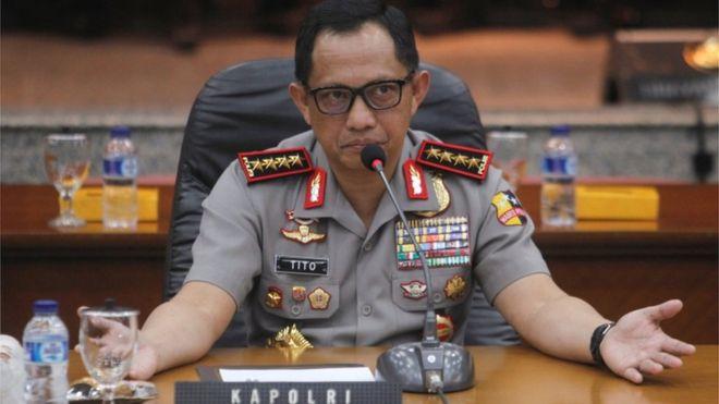 Ditagih Penyelesaian Kasus Pembacokan Hermansyah, Begini Jawaban Tito Karnavian