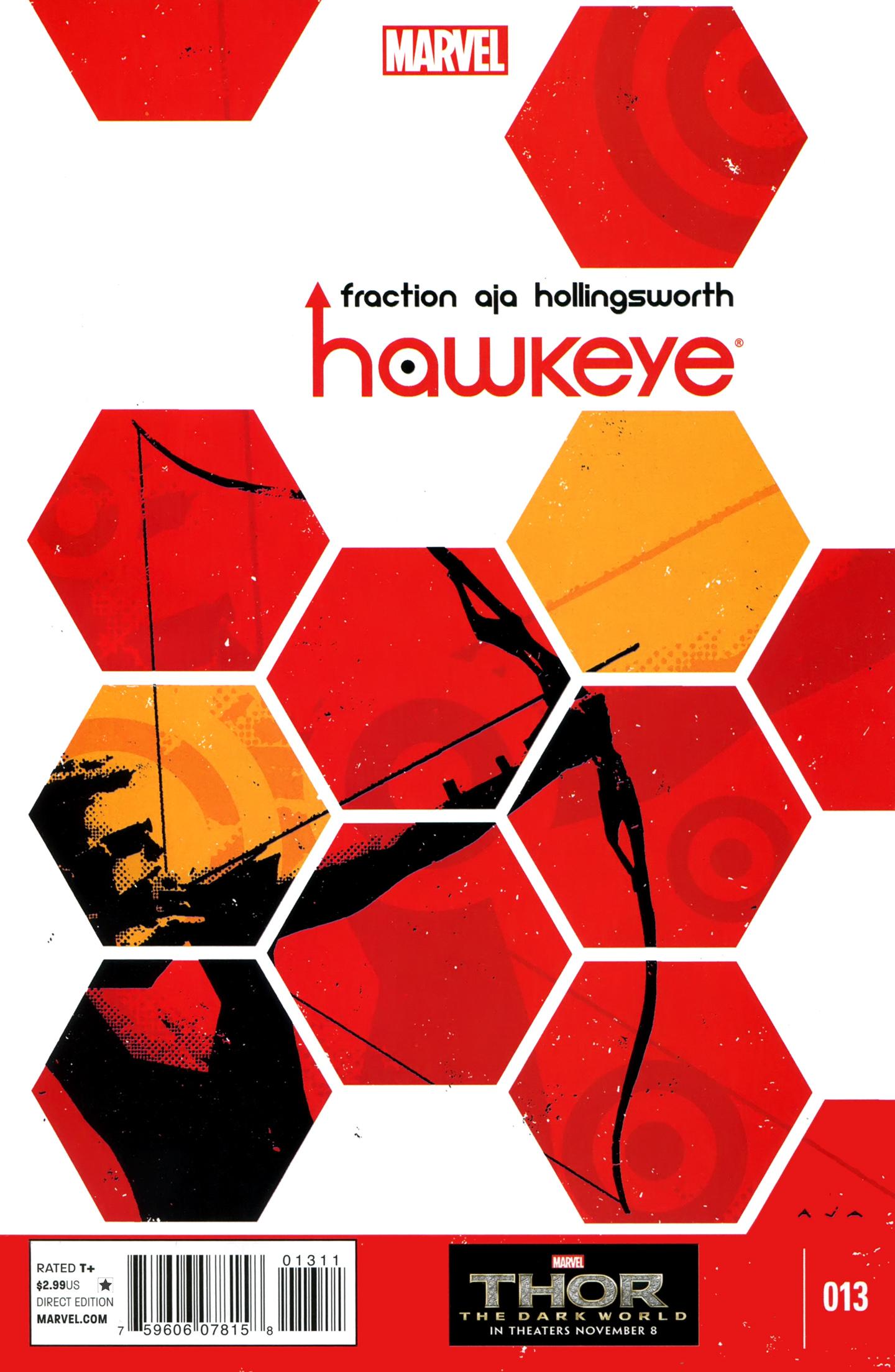 Hawkeye (2012) 13 Page 1